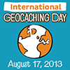31 Days of Geocaching 17 / 31 // Int'l Geocaching Day